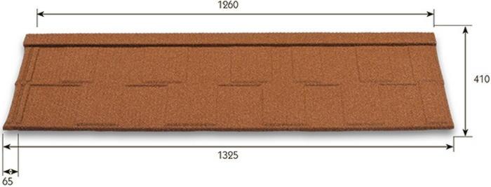 chart metrotile viksen фото