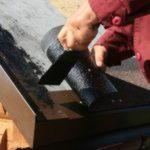 cornice bitum install 2 фото