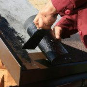 cornice bitum install 2
