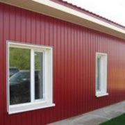 profnastil fasad