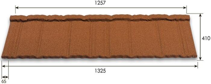 chart metrotile shake фото