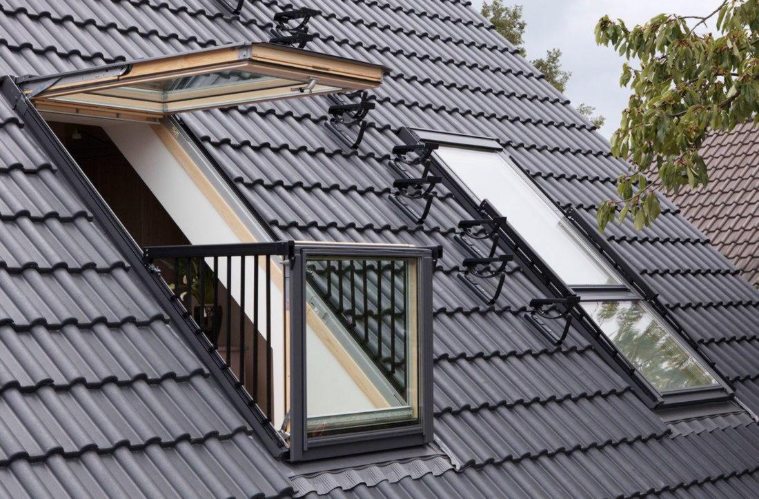 mansardnye okna velux balkon i terrasa 871 2 88438701 фото