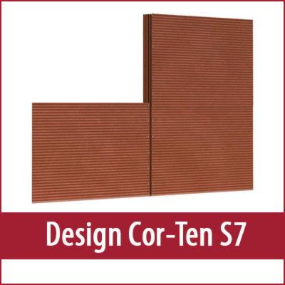 Design Cor Ten S7 фото фото фото